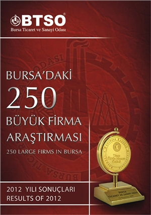 Burkay & Uğur Chemical Ranks 1st in Bursa Chamber of Industry and Commerce Study.